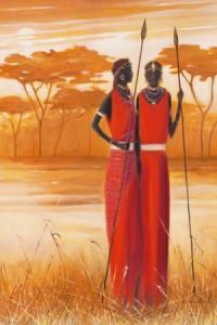 Contadini africani