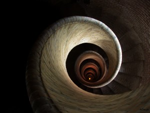 Downward spiral