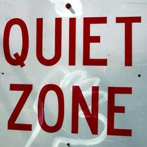Zona quieta